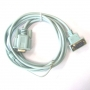 2 m RS232 serial link cable, pin to pin